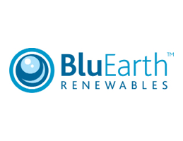 Logo Image for BluEarth Renewables